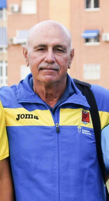 Miguel Angel Millan en una imagen reciente.