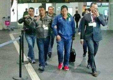 Detienen al presidente de la federación de atletismo de México por desvío de recursos