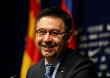 """Bartomeu: """"Los abogados del Madrid también fueron los nuestros"""""""