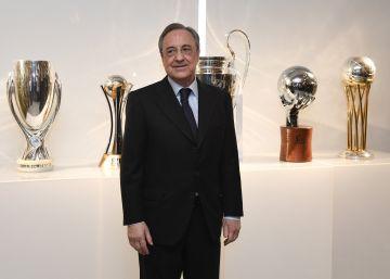 """""""El Real Madrid vive uno de los mejores momentos de su historia"""""""