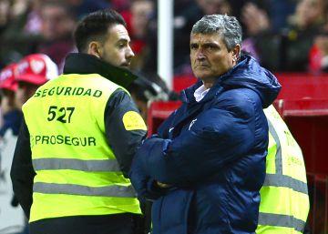 Juande dimite como entrenador del Málaga