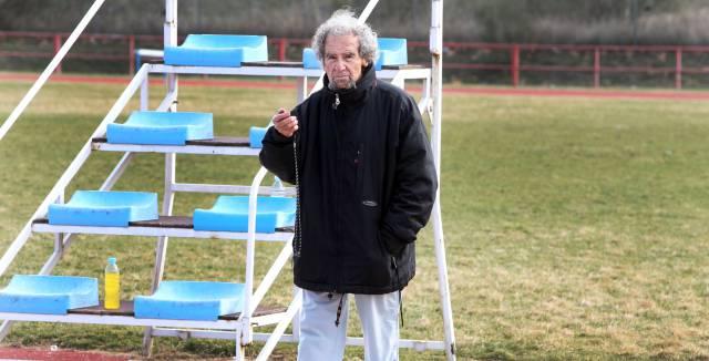 Manuel Pascua, en diciembre de 2010.