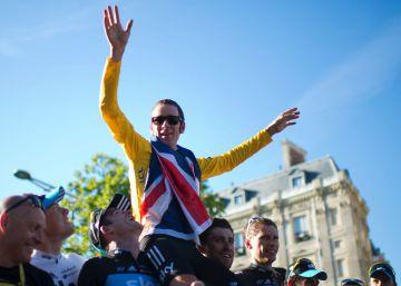 Bradley Wiggins, ganador del Tour en 2012, anuncia su retirada a los 36 años