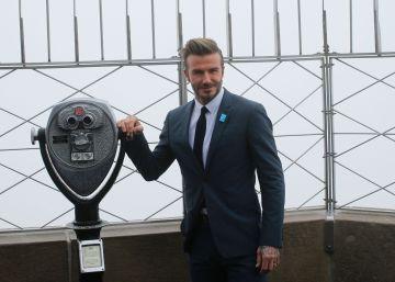 David Beckham necesita ayuda