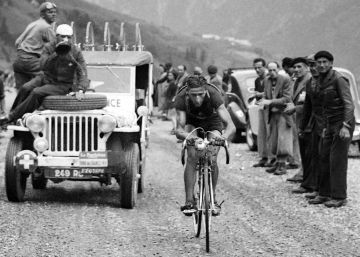 Muere Ferdi Kübler, ganador del Tour de 1950
