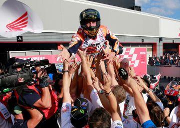 La inocencia por un título de MotoGP
