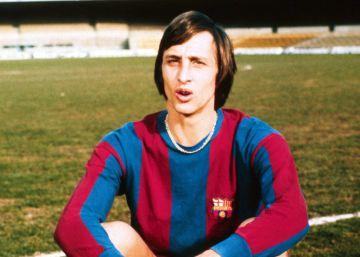 El doloroso adiós de Johan Cruyff