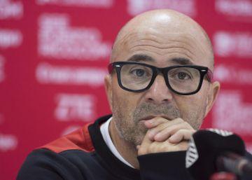 """Sampaoli: """"Para parar al Madrid tenemos que tener el balón"""""""
