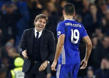 Conte rescata a Costa