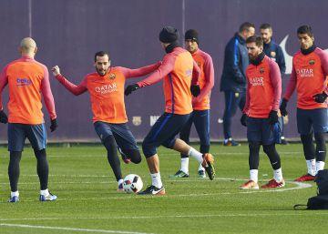 San Mamés chequea al Barça