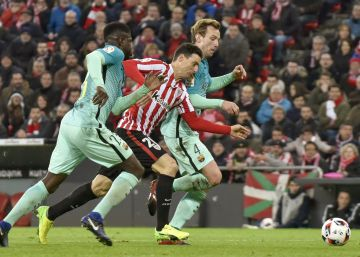 El Athletic gana al Barça una batalla perdida