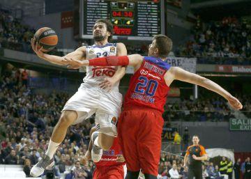 Llull luce casta ante De Colo y el Madrid rinde al CSKA