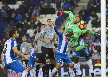 Espanyol y Deportivo sellan un duelo sin drama