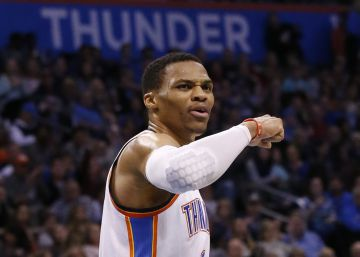 Westbrook y el triple doble por costumbre