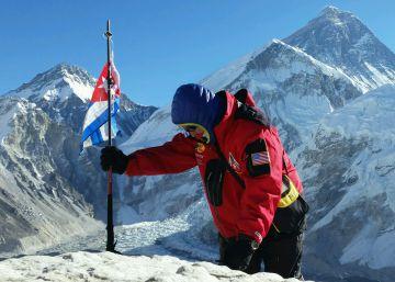 De la arena de Miami al Everest: la personal gesta de José Soto