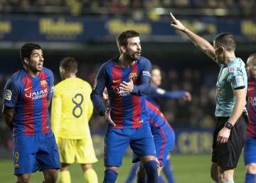 El dedo de Piqué y la opinión del futbolista