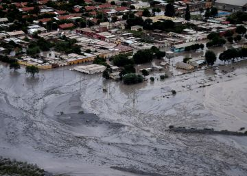 El mal clima obliga a suspender la novena etapa del Dakar