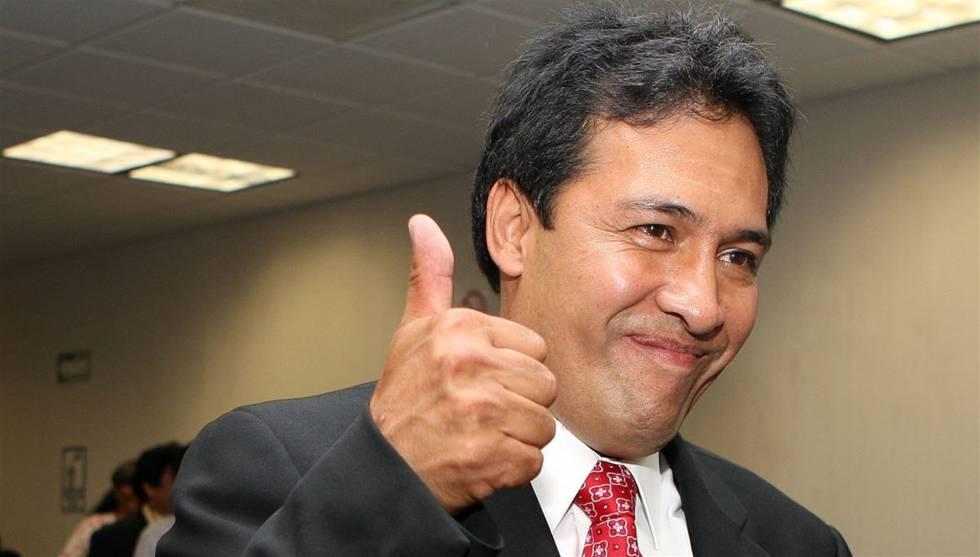 El actual presidente de la Federación Mexicana de Atletismo