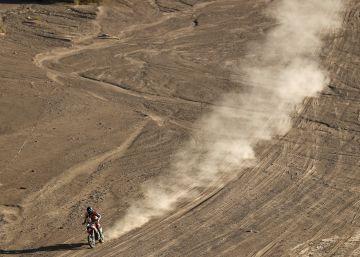 Se reanuda el Dakar más interrumpido