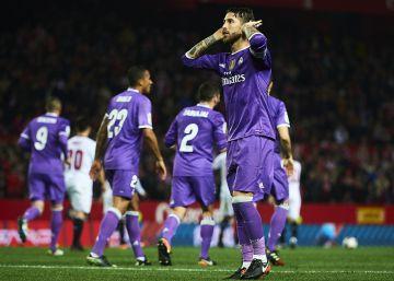 La premeditación de Sergio Ramos