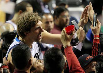 La NBA rompe barreras en México y Londres