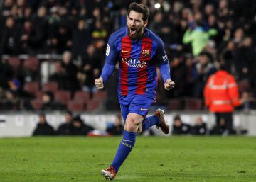 La locura de Messi