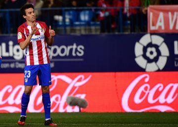 Gaitán da el triunfo al Atlético