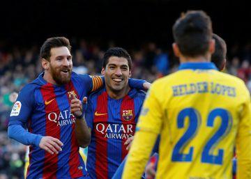 Tarde redonda en el Camp Nou