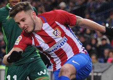 Saúl rodea al Betis y el Atlético gana en el Calderón