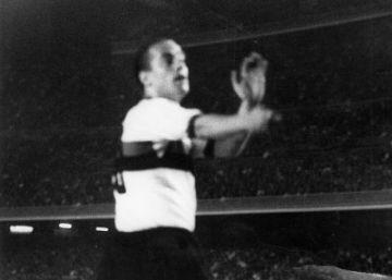 Butifarra de Luis Suárez en el Camp Nou