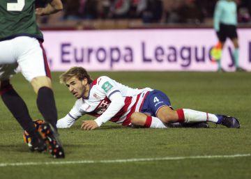Mucho grito y poco fútbol entre Granada y Osasuna