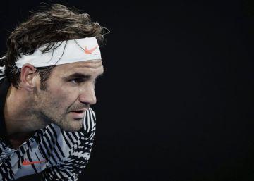 Federer busca a Federer