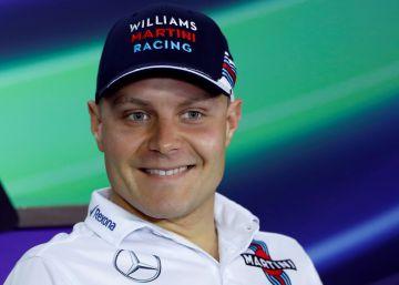 Bottas se queda con el Mercedes de Rosberg