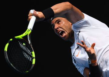 Nadal convence ante Mayer