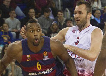El Barcelona despide a Dorsey