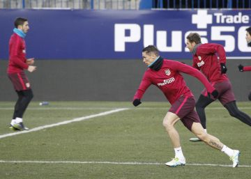 Atlético de Madrid - Eibar, horario y dónde ver la Copa del Rey
