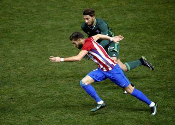 La ofensiva de Simeone por la Copa