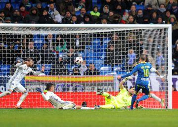 El Celta alarma al Real Madrid