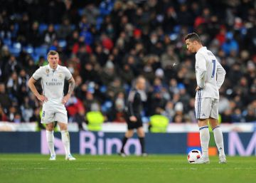 El Madrid se hace vulnerable