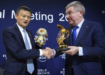 Alibaba, la compañía china, patrocinará los Juegos Olímpicos