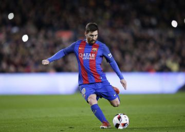 El Barça golpea en Anoeta