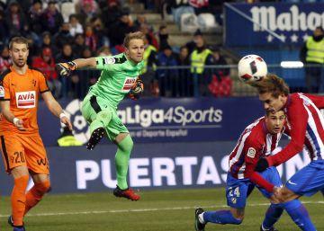 El Atlético más valiente roza las semifinales