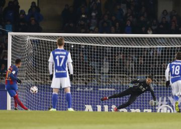 "Sergi Roberto: ""Ya tocaba ganar aquí"""