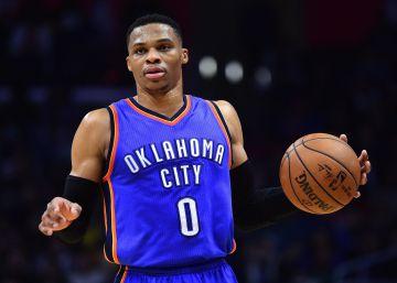 Polémica ausencia de Westbrook en el quinteto titular del All Star