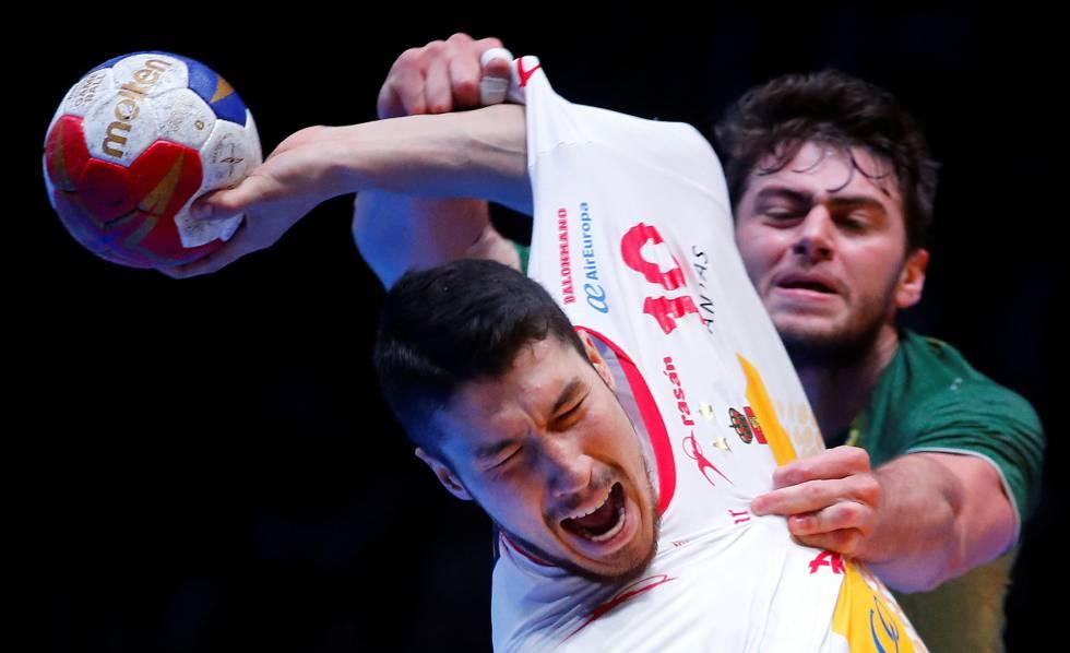 España sufrió lo indecible contra Brasil en octavos ...