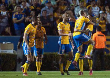 Tigres devora al América (4-2)