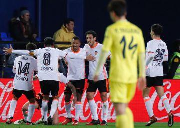 El mejor Valencia del año derrota al Villarreal