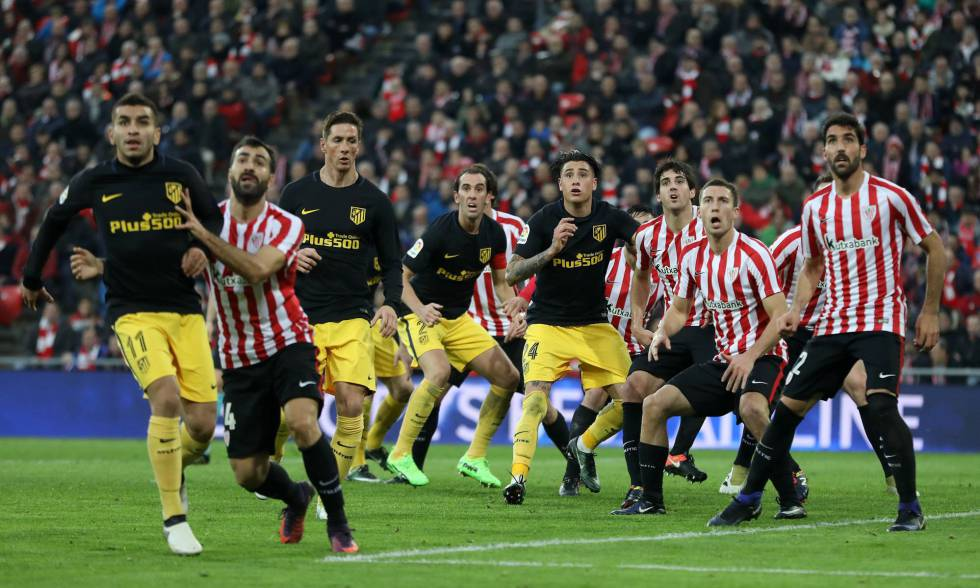 Athletic - Atletico de Madrid