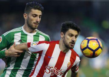 Betis y Sporting rivalizan en errores