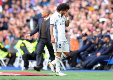 Marcelo y Carvajal dejan huérfano al Real Madrid